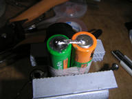 making of the battery pack 3rd